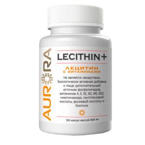Лецитин с витаминами