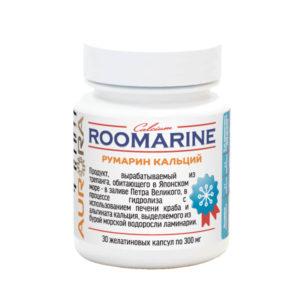 Румарин с альгинатом кальция
