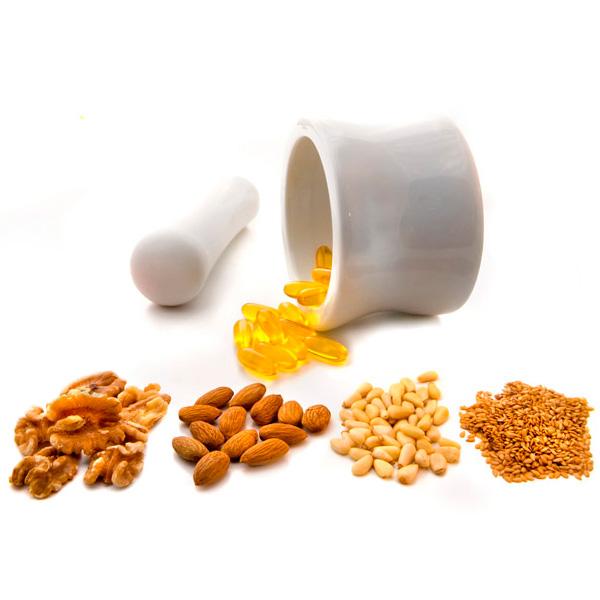 ПНЖК - полиненасыщенные жирные кислоты