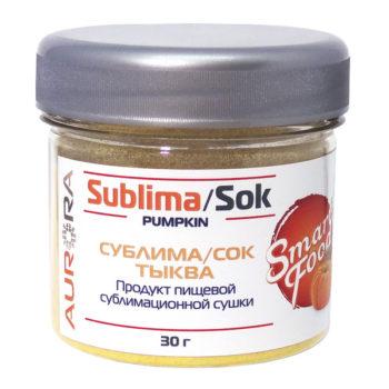 Сок Сублима тыква