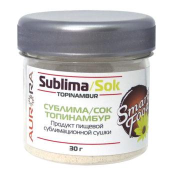 Сок Сублима топинамбур