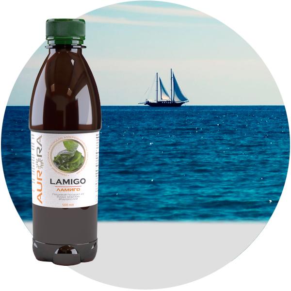 Полезные свойства ламинарии и Ламиго