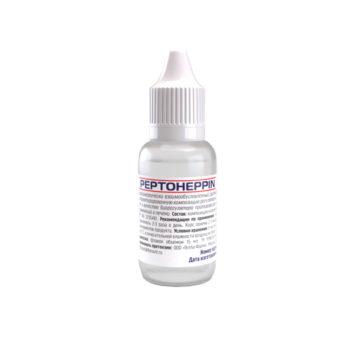 Пептогеппин (Peptoheppin)