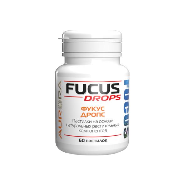 Фукус Дропс (Fucus Drops)